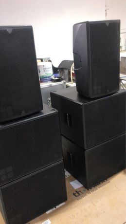 D&B Audiotechnik sistem E