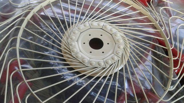 рабочее колеса и ступицы ; диски граблины пальцы на грабли ГВВ
