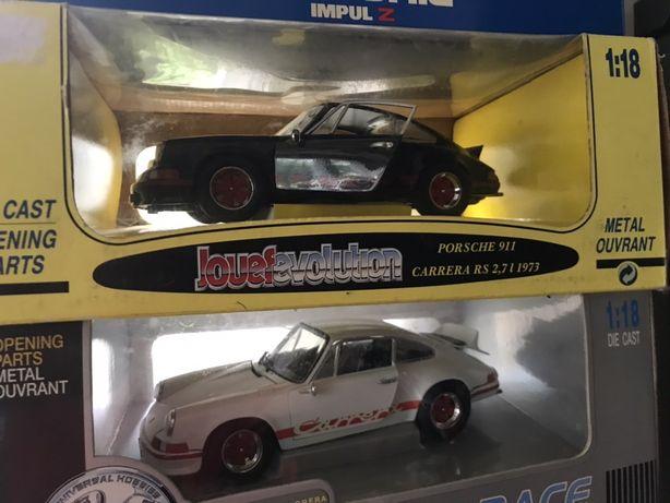 Macheta Porsche 911 1:18