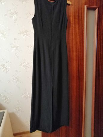 rochie neagra simpla
