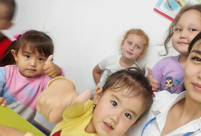 набор в детский сад средняя группа. 3года , 4 года , 5 лет.