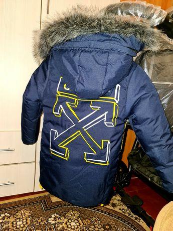 Куртка детская 15 тыс. тг.