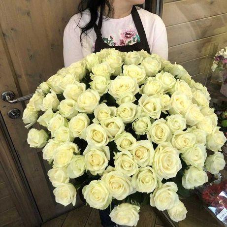 Розы Букеты Евро-букеты Цветы Доставка Цветов и Букетов!