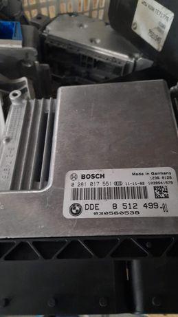 Calculator/ecu/dme BMW motor N47 177cai