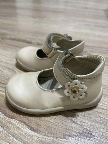Продам туфли Фирмы Falcotto 19 размер на годик