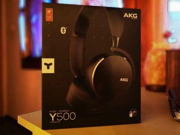 Căști Wireless AKG Y500