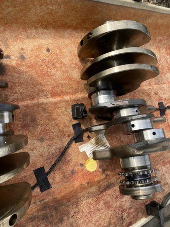 Колянов вал за Audi 3.0tdi, A4, A6, A8, Q7 224,233к.с Ауди