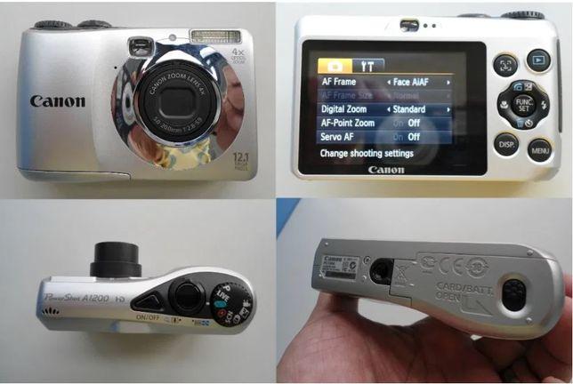 Foto Canon powershot a1200