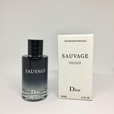 Apa de Toaleta Christian Dior Sauvage, Barbati, 100 ml