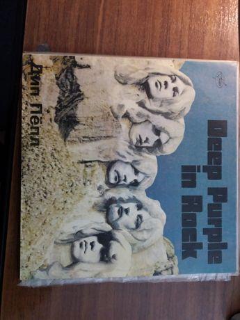 Пластинка Deep Purple in Rock