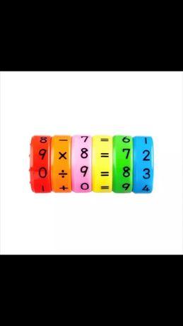 Магнитна математическа играчка