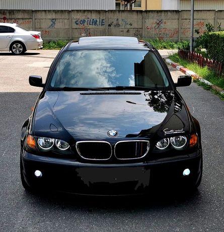 Vând / Schimb BMW 318  E46 GPL