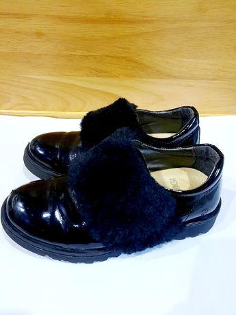 Pantofi din piele naturala Primigi copii