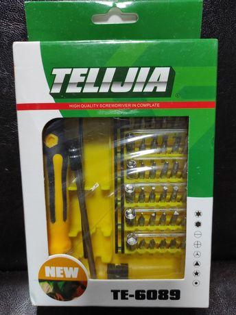 Trusa Surubelnita 45 in 1 - Reparatii Electronice Telijia te-6089 NOUA