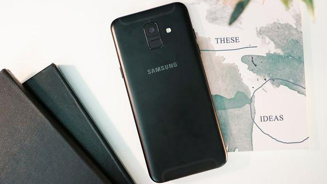 Продается срочно Samsung A6!