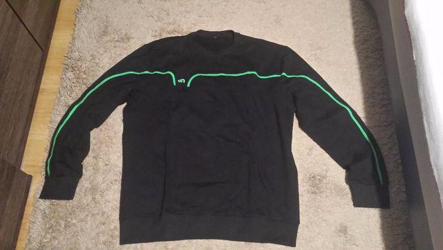 Pulover bluza neagra barbati marime 56 polar pescuit sau vanatoare