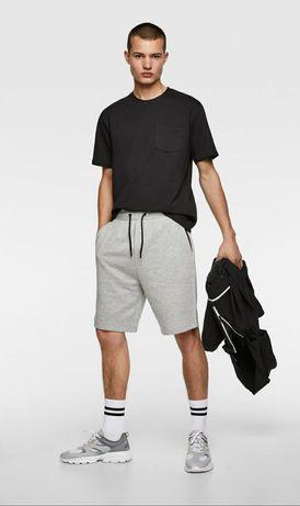 Zara Зара нови мъжки къси панталони М размер