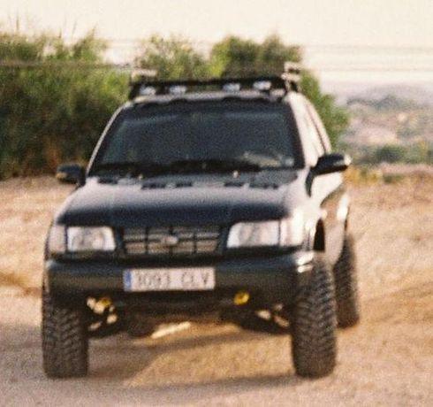 Kit inaltare +5cm Suspensie Kia Sportage '93-'04