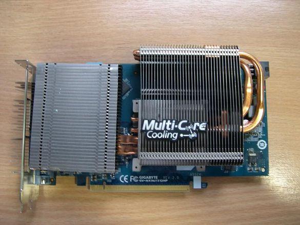 видео карта GPU GIGABYTE GV-NX96T512HP