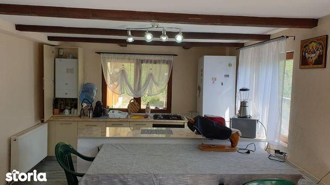 Comision 0! Casa singur in curte mobilata utilata localitatea Sibiel