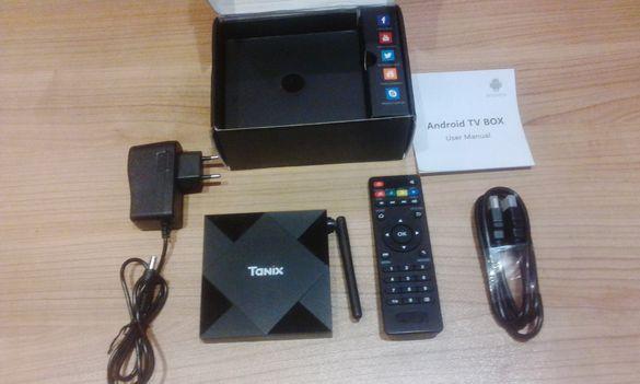Продавам Tv Box Tx6s 2GB Android 10 ТВ БОКС