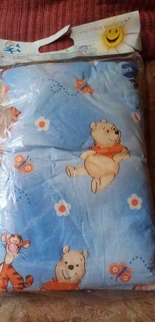 Нов не отварян спален комплект за момченце