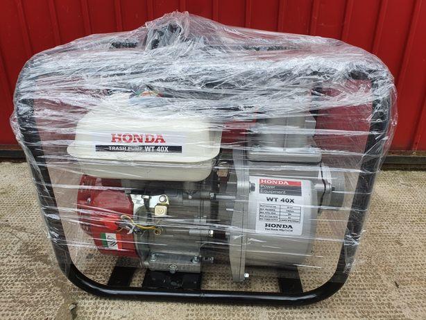 Pompă apă Honda WT-40X 6.5hp NOUĂ!
