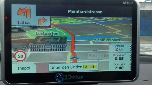 GPS Navigation 2Drive