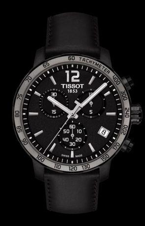Ceas bărbătesc Tissot T-Sport Quickster Black