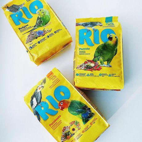 Корм Рио для птиц