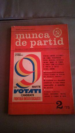 Revista Munca de Partid