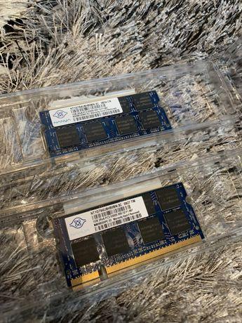 Rami laptop DDR 2 1x1 GB Macbook Apple