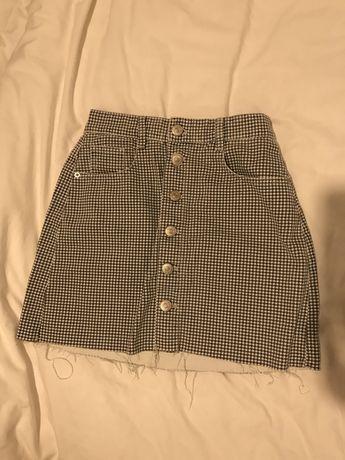 Fustă jeans - Zara