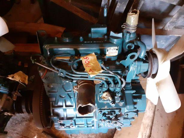 Motor kubota si yanmar