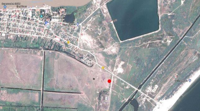 Schimb teren 500mp Sulina cu teren Sf. Gheorghe (jud. Tulcea)