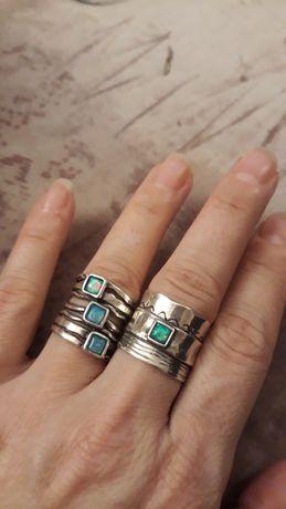 Inele  vintage argint 925 cu opal