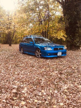 JDM Subaru Legacy GT-B Twin Turbo 260hp, E-Tune II WR Mica Blue