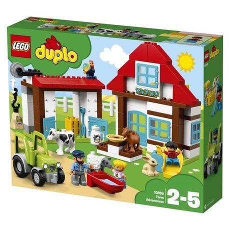 LEGO Duplo Aventuri La Ferma (10869) NOU/sigilat