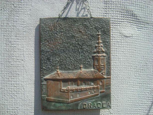 placheta cupru Oradea