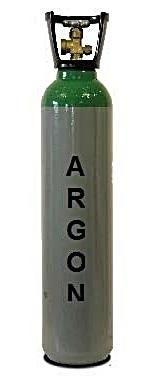 Butelie sudura pentru Argon 20L - 54056