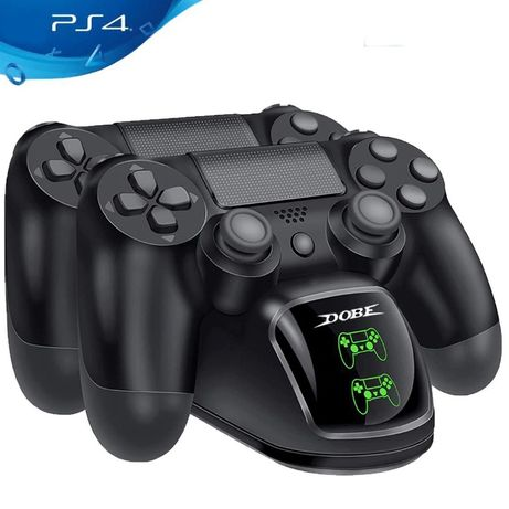 Dock incarcator dual controller maneta PlayStation 4 PS4 / Slim / Pro