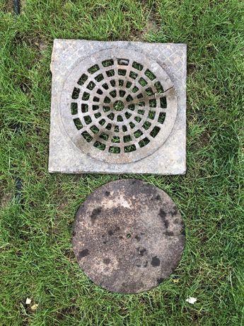 Capac canalizare fontă