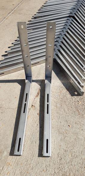 Стойки за климатик от неръждаема стомана inox