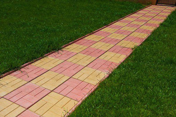 Fabrica - vindem pavaje destinate zonelor de gradina 40x40 cu 25x25