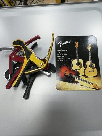 """Каподастры (зажимы для струн гитары)! Для Баре! в Актобе. В """"Спутнике"""""""