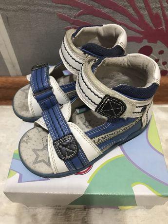 Сандали ортопедическая обувь 21 размер