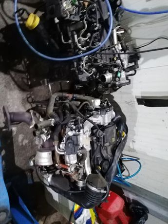Motor 110cp duster