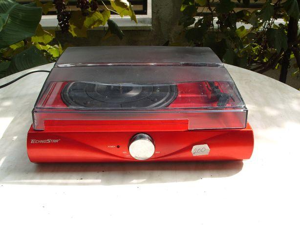 Pickup Akai Technics Revox DENVER red 120