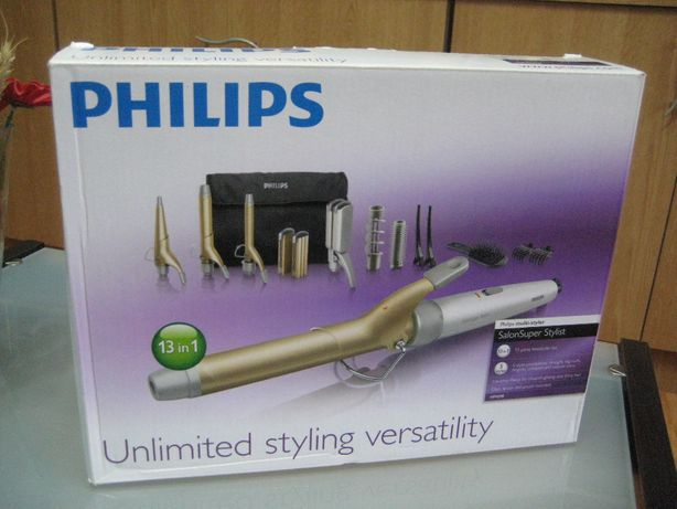 Aparat coafat multifuncţional PHILIPS model HP4698