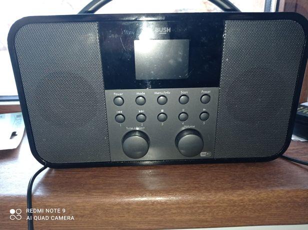 Vând radio cu conectare la  internet BUSH
